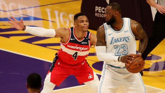 Reports: Lakers acquiring Russell Westbrook from Wizards in blockbuster deal
