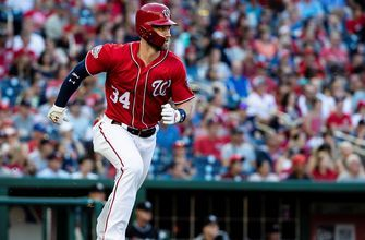 The Whiparound crew talk about Bryce Harper's lack of hustle against the Mets