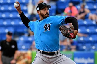 The way forward: Young pitchers have Marlins optimistic about progress