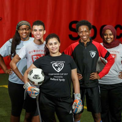 Philadelphia's Starfinder, using soccer to develop the whole person