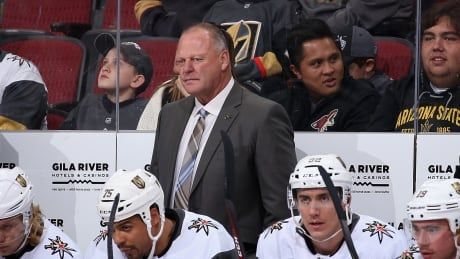 Golden Knights fire head coach Gerard Gallant, hire Peter DeBoer