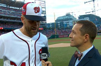 Bryce Harper talks with Ken Rosenthal about getting to play the 2018 All Star game on his home field