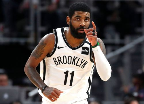 Knicks fans will get first crack at Kyrie Irving since he joined Nets