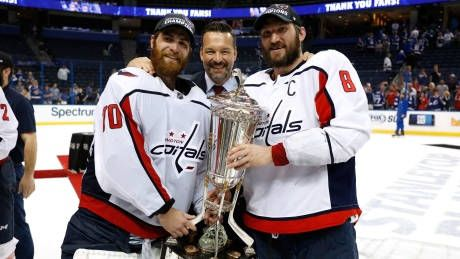 'You can't lose 'em all': 44-year-old prophecy finally coming true for Caps fans