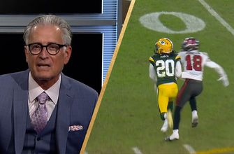 Mike Pereira explains why the flag throw on Packers Kevin King for defensive pass interference was the right call