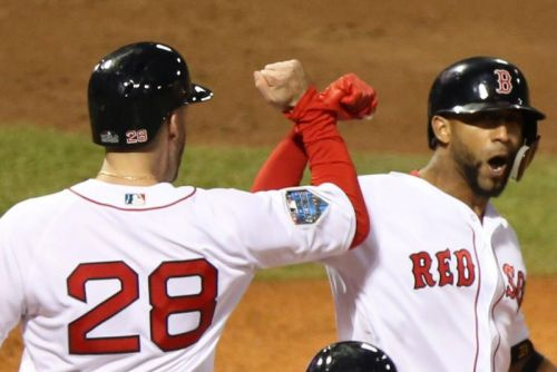 Watch: Eduardo Nunez HR helps Red Sox beat Dodgers in Game 1 of World Series