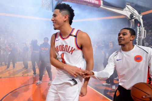 Report: Suns Investigating Fight Involving Devin Booker and Tyler Ulis