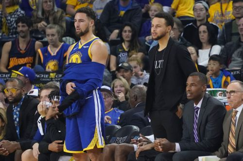 Steph Curry 'extremely proud' of how Warriors handled recent drama