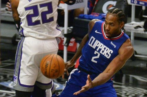 Clippers' Kawhi Leonard, Paul George out due to COVID-19 protocols