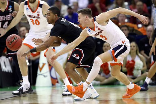 No. 1 Virginia in trouble vs. Gardner-Webb in NCAA Tournament stunner