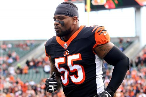 Vontaze Burfict cut by Bengals after multiple suspensions