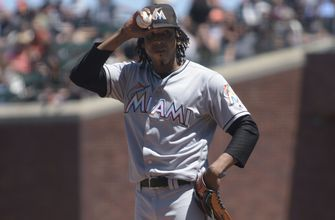 Marlins make it interesting late but leave San Francisco with a series-ending loss to Giants