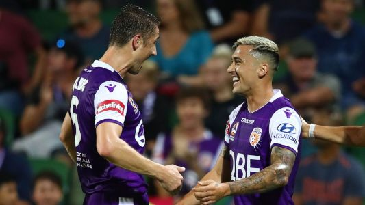 Perth Glory set sights on record A-League points haul