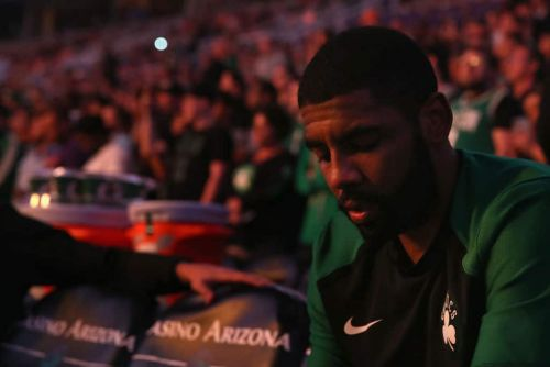 Kyrie Irving: Boston Celtics Could Use a '15-Year Vet'