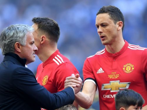 Matic wants Man Utd to back Mourinho with 'more good players'