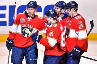 Panthers top line powers Cats' over Coyotes in 4-2 win