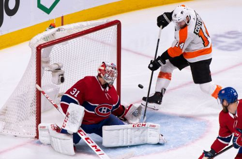 Gallagher gets hat trick, Canadiens beat Flyers 5-1