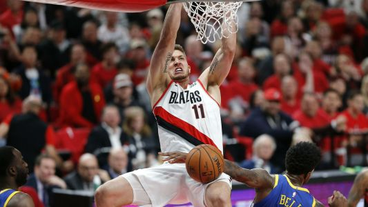 NBA playoffs 2019: Who is Meyers Leonard? 5 fast facts about the Trail Blazers forward
