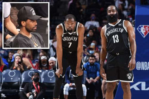 Nets can make a championship statement to Kyrie Irving