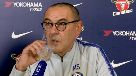 I cannot help you - Sarri on Higuain signing