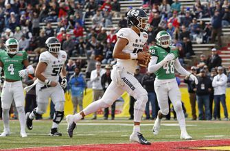 Utah State tops North Texas 52-13 in New Mexico Bowl