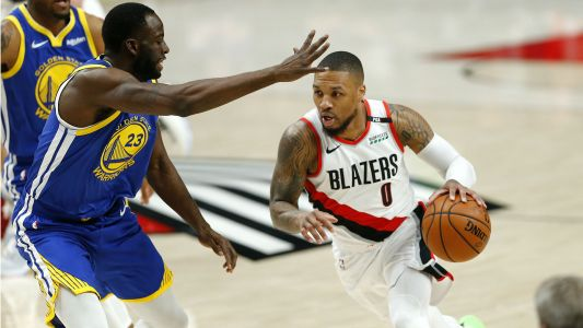 NBA playoffs 2019: Trail Blazers star Damian Lillard addresses rib injury suffered vs. Warriors