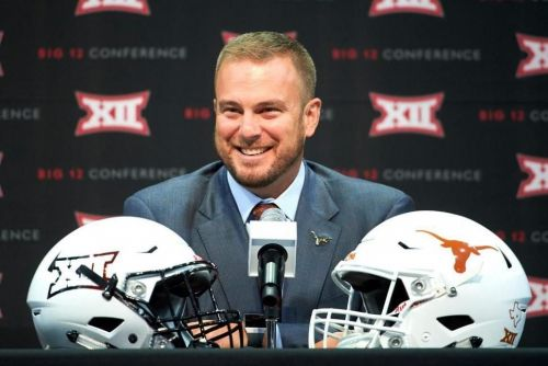 Texas Goes From Compliant to Committed, Winning With Herman