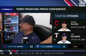 Terry Francona senses Indians playing with energy, picking it up