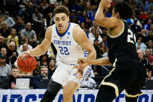 Reid Travis is Kentucky's most unique one-and-done