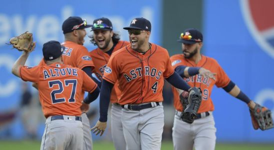 MLB clears Houston Astros after sign-stealing accusations