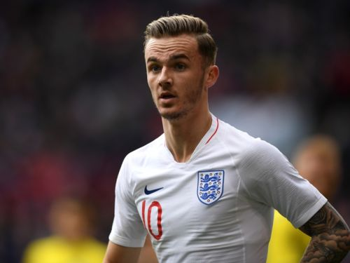 James Maddison, Leicester City and England's NxGn prospect