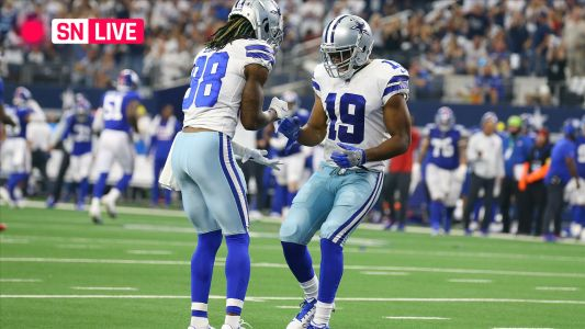 Cowboys vs. Patriots live score, updates, highlights from NFL Week 6 game