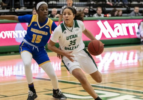 Great Clips of the Week: Must-see buzzer-beater helps Utah Valley women to 4-1 start in WAC play