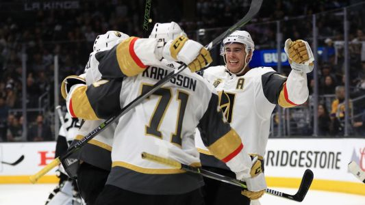 Knights' and Capitals' top lines take very different routes to dominance