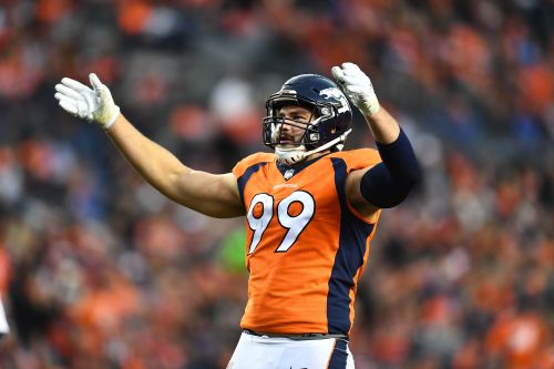 Rape case against Broncos DE Adam Gotsis dropped