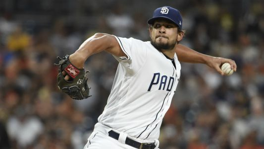 MLB trade news: Indians acquire closer Brad Hand from Padres to bolster bullpen
