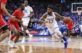 No. 16 Seton Hall moves one step closer to Big East title with blowout win over St. John's