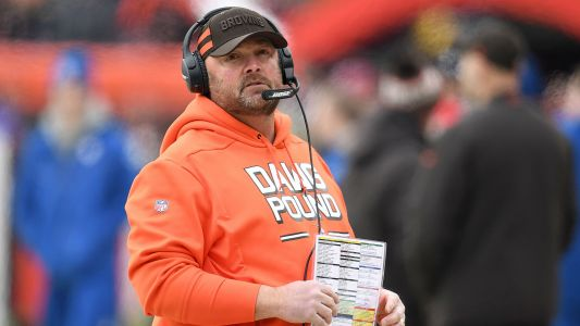 Browns coach Freddie Kitchens on his new role: I know I'm not a popular choice and I don't care