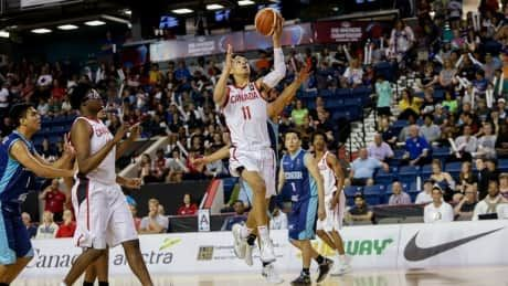 Canada improves to 2-0 at FIBA U18 Americas tournament