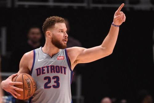 Pistons' Blake Griffin snubs Clippers owner Steve Ballmer before game