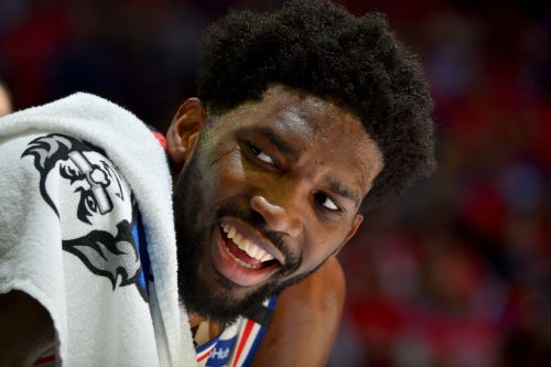 Joel Embiid on Deandre Ayton: 'He's About to Get His Ass Kicked This Year'
