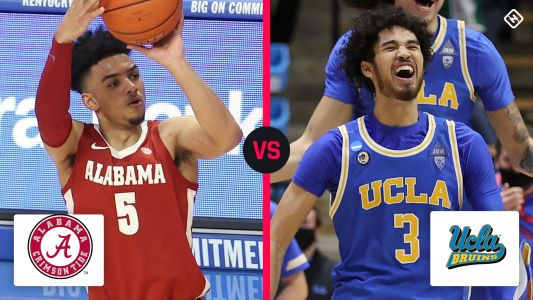 Alabama vs. UCLA odds, picks, predictions for March Madness Sweet 16 game