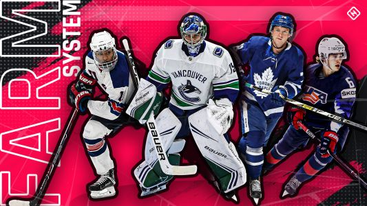 NHL farm system rankings: Best, worst prospect pipelines for 2019-20, from 1 to 31