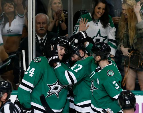 Stars into 1st season with college-to-NHL coach Montgomery