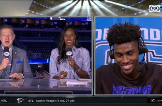 Jonathan Isaac: 'the best wins are when everyone is involved'
