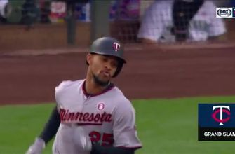 WATCH: Twins mash six home runs vs. Mariners