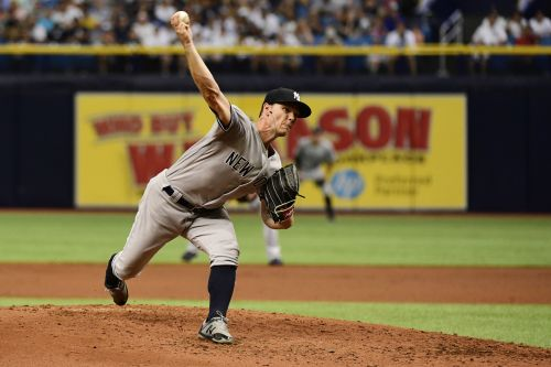 Sonny Gray was the only Yankee to bounce back