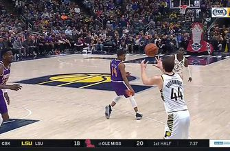 WATCH: Bogdanovic scores first 10 points, finishes with 20