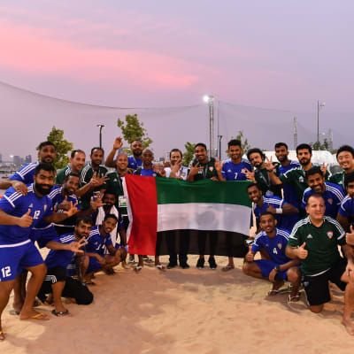 UAE secure passage to Paraguay 2019