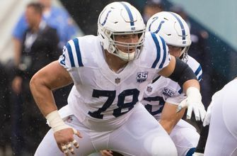 Colts uncertain whether Kelly's knee injury will require change at center